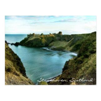 Stonehaven, Scotland Postcard