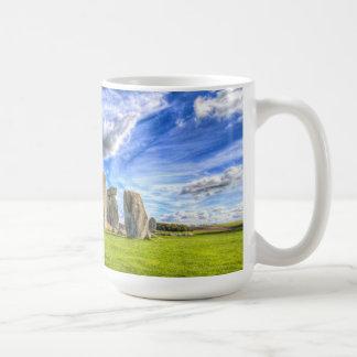 Stonehenge Ancient Britain Coffee Mug