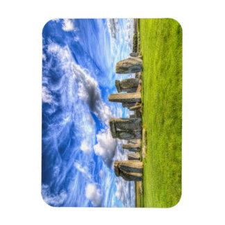 Stonehenge Ancient Britain Magnet