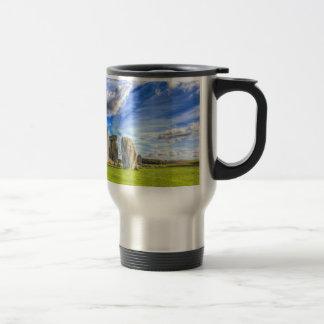 Stonehenge Ancient Britain Travel Mug