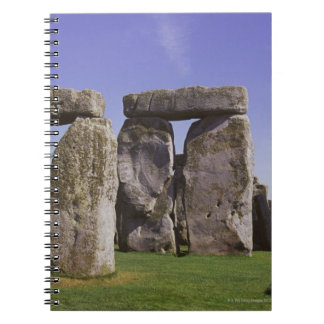 Stonehenge archaeological site, London, England Notebook