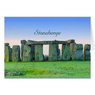 Stonehenge Cards