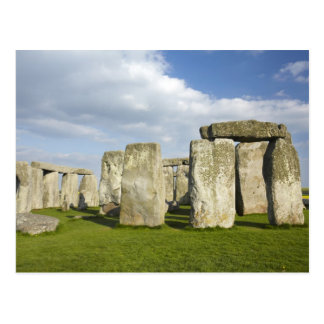 Stonehenge (circa 2500 BC), UNESCO World 3 Postcard