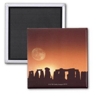 Stonehenge, England 3 Magnet
