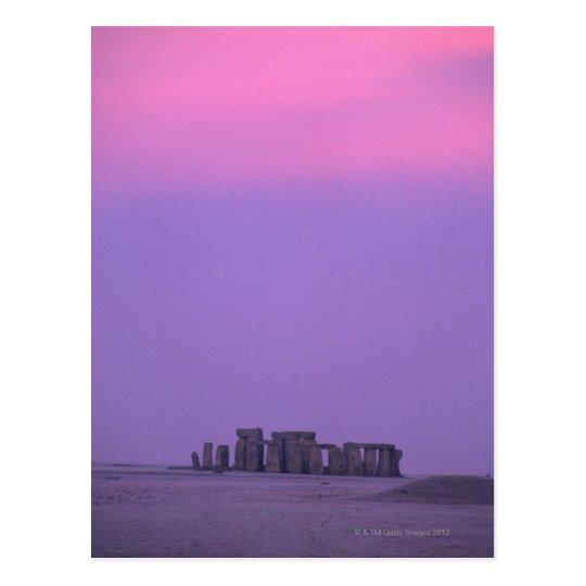 Stonehenge, England Postcard