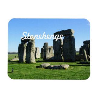Stonehenge England Rectangular Photo Magnet