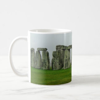 StoneHenge England Ruins Coffee Travel Mug