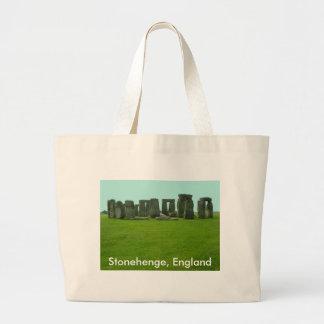 Stonehenge, England Jumbo Tote Bag