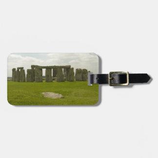 Stonehenge Luggage Tag