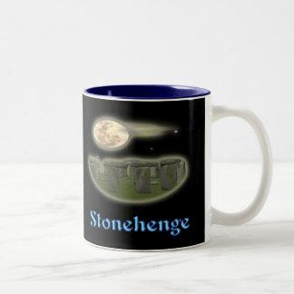 stonehenge mysteries mug