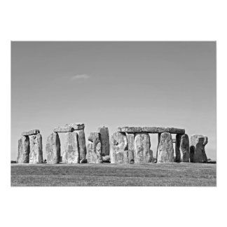 Stonehenge Photo Print