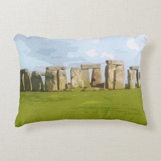 Stonehenge Stone Circle Monument Decorative Cushion