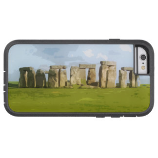 Stonehenge Stone Circle Monument Tough Xtreme iPhone 6 Case