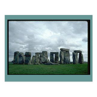 Stonehenge, Summer '06 Postcard
