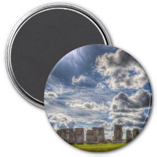 Stonehenge Summer Magnet