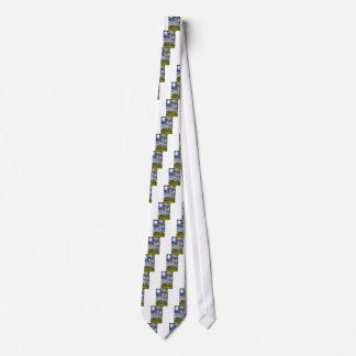 Stonehenge Summer Tie
