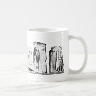 Stonehenge White The MUSEUM Zazzle Gifts Coffee Mug