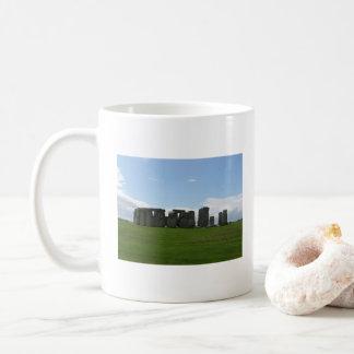 Stonehenge Wiltshire England Coffee Mug