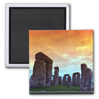 Stonehenge, Wiltshire, England Magnet