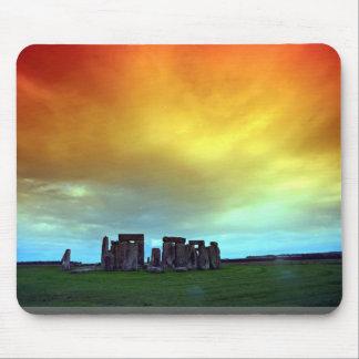 Stonehenge, Wiltshire, England Mousepads