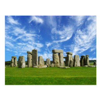 Stonehenge, Wiltshire, England Post Card