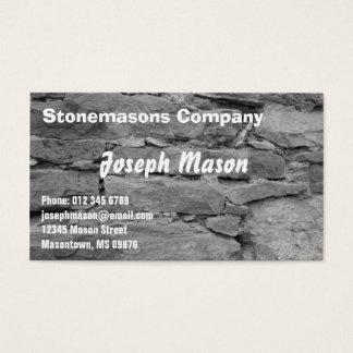 stonemason -  construction