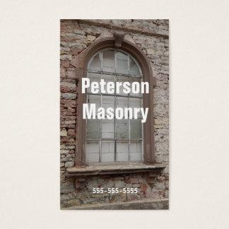 Stonemason masonry