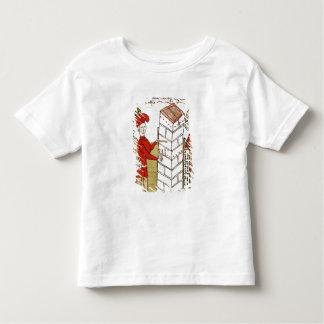 Stonemasons, from 'Traite d'Arpentage' Toddler T-Shirt