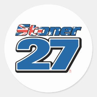 Stoner #27 Stickers