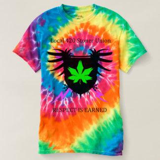 Stoner Union Tie dye shirt