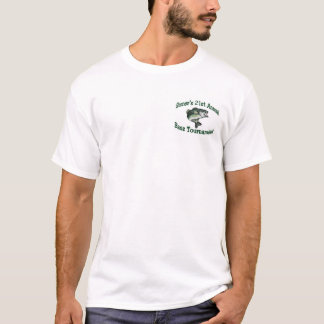 Stoner's 21st Bass Tournament T-Shirt
