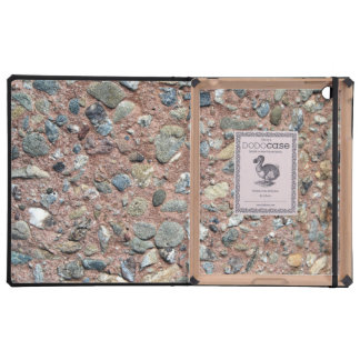 Stones and Concrete Covers For iPad