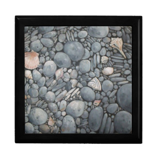 Stones Beach Pebbles Rocks Gift Box