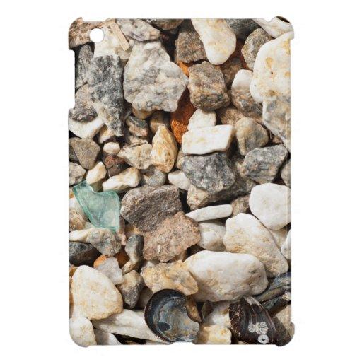 Stones Close-up iPad Mini Cover