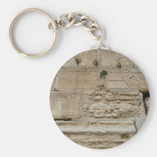 Stones Kotel Western Wall Jerusalem Key Ring