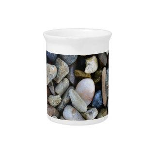 stones texture pitchers