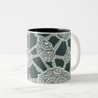 stones Two-Tone coffee mug