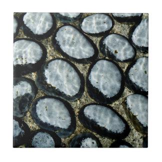 Stones under Water Ceramic Tile