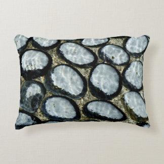 Stones under Water Decorative Cushion