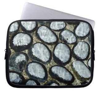 Stones under Water Laptop Computer Sleeve