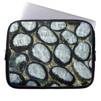 Stones under Water Laptop Sleeve