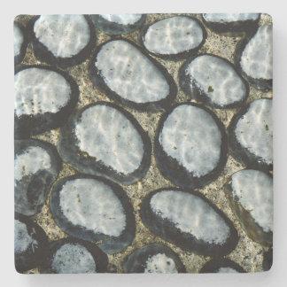 Stones under Water Stone Coaster
