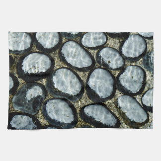 Stones under Water Tea Towel