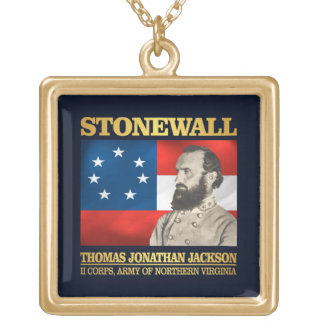 Stonewall Gold Plated Necklace