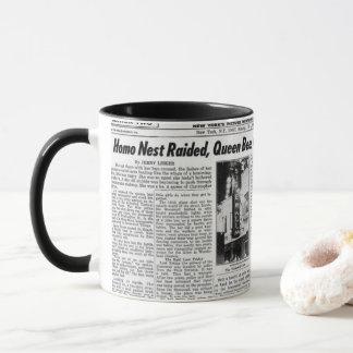 Stonewall riots news mug