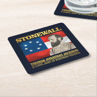 Stonewall Square Paper Coaster