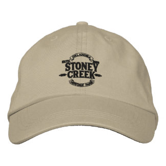 Stoney Creek Heritage Farm Adjustable Hat Embroidered Cap