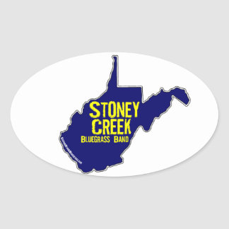 Stoney Creek - WEST VIRGINIA Sticker Sheet