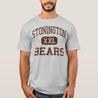 Stonington - Bears - High - Pawcatuck Connecticut T-Shirt