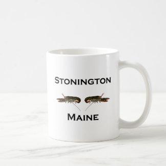 Stonington Maine Lobsters Coffee Mug